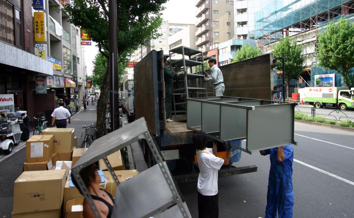 「不用品回収業者」の画像検索結果